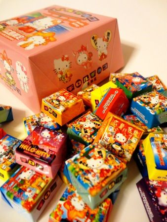 広島限定 ご当地キティ×チロルチョコ 画像3