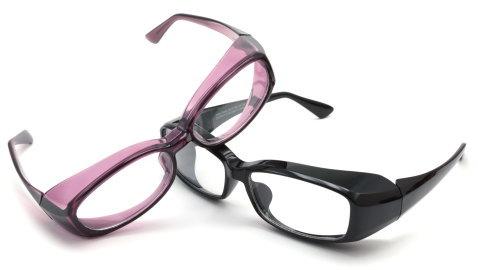 Zoff エアバイザー、花粉98%カットするメガネを発売