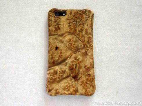 木製iPhoneケース 画像2
