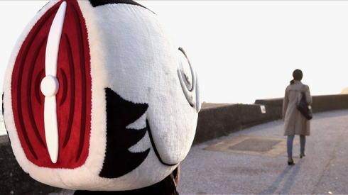 カツオ人間・ザ・ムービー、高知県がカツオ人間を主役にした映画が公開中