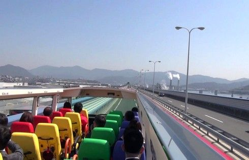 メイプルスカイ、広島高速も走行する