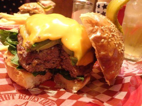 福山 ブギーバンズ ハンバーガー画像3