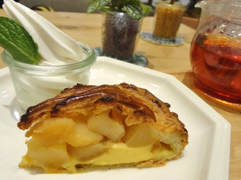 グラニースミスが広島上陸、スタディオクリップ初のカフェ併設店舗