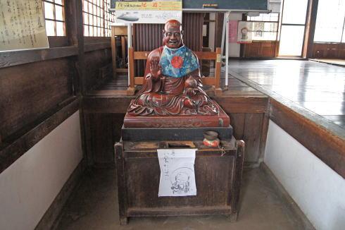 尾道 天寧寺 像