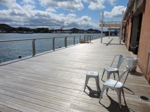 Onomichi U2(尾道U2) から見る海2