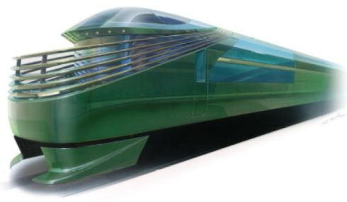 JR西日本、豪華寝台列車が2017から!世界でも珍しい1両1室の贅沢客室も
