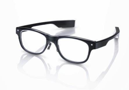 ジンズミーム(JINS MEME)、自分をのぞき見れるメガネ2015発売