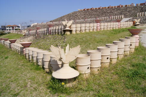 三ッ城古墳(みつじょうこふん) 埴輪の画像