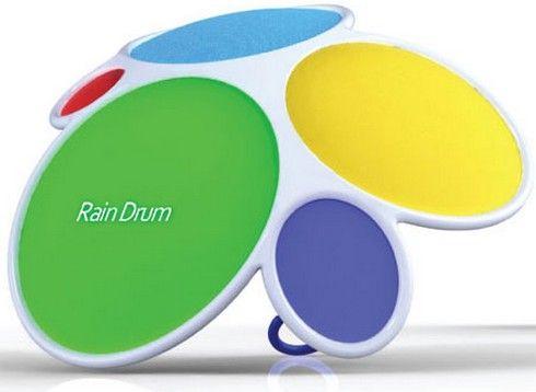 レインドラム 面白傘