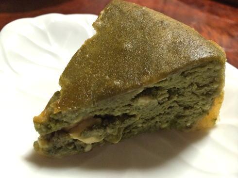 ルフランの野菜ケーキ ほうれん草