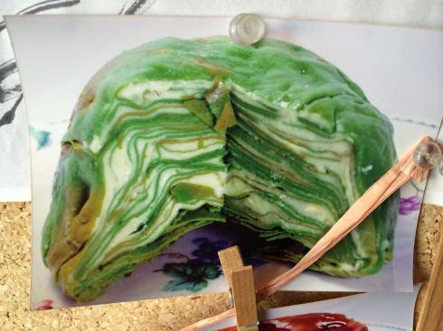 ルフランの野菜ケーキたちはお母さんが作る優しい味