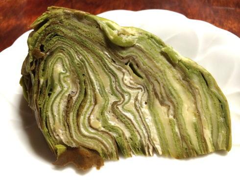 ルフランの野菜ケーキ キャベツ