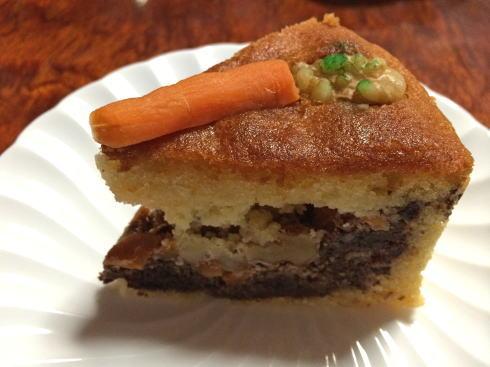 ルフランの野菜ケーキ にんじん