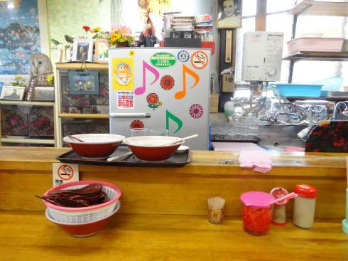 広島祇園 ザ・ラーメン 店内の様子5