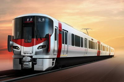 カープイメージ?JR 広島地区に 227系赤い新型車両を大量導入へ