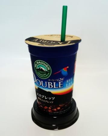 コンビニ チルドカップコーヒーのフタ 使い方2