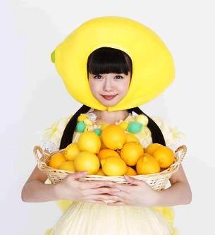 市川美織、みおりんシール付き広島レモンが銀座TAUで販売スタート