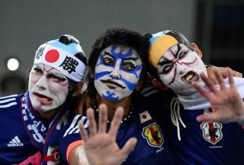 日本代表 サポーター