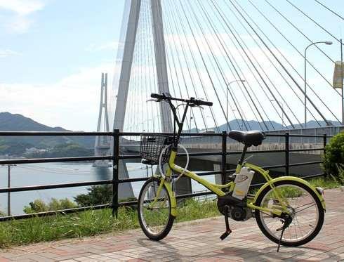 レッツ しまなみサイクリング!レンタサイクルで自転車ならではの景色を楽しもう!