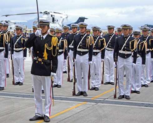 岩国航空基地祭 2014、ズラリと並ぶ飛行艇を間近で見よう