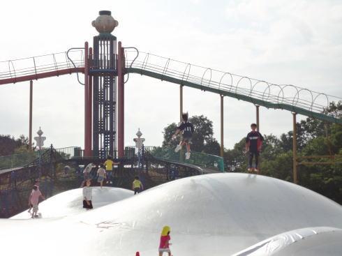 県立みよし公園 遊具