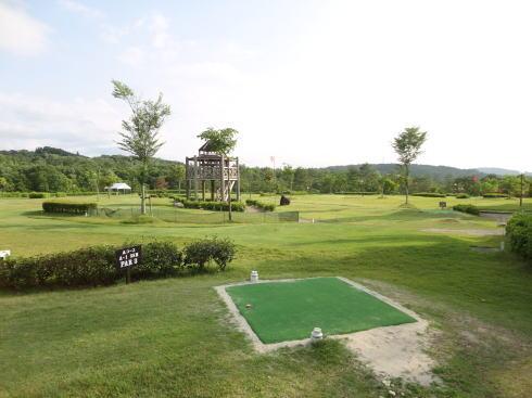 県立みよし公園 パークゴルフ場