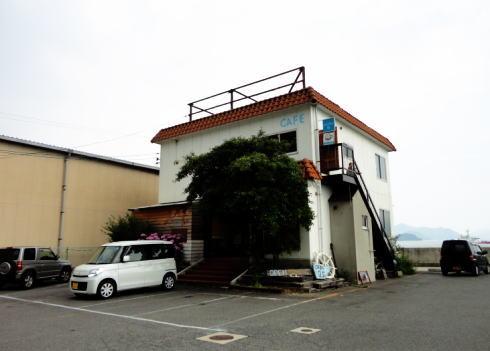 海カフェ Nejiro(ネジロ) 外観
