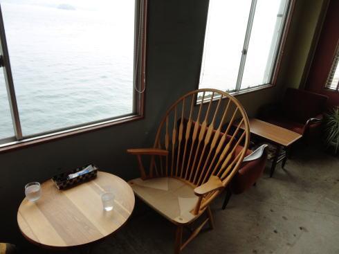 海カフェ Nejiro(ネジロ) 店内の様子1