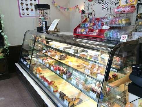 サントノーレ、横川駅からすぐのケーキ屋さん