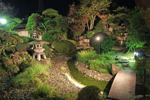 府中市 恋しき 庭園