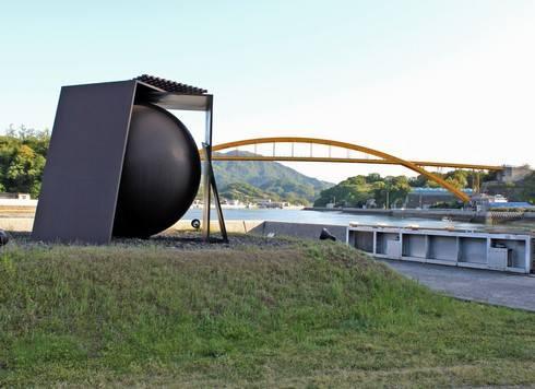 高根島の島ごと美術館
