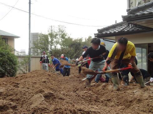 広島土砂災害ボランティアへの参加前に、知っておきたい5つのこと