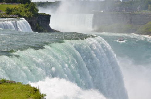 ナイアガラの滝 イメージ画像