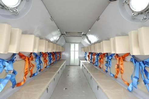 ツネイシ、21人乗りの津波シェルターを開発