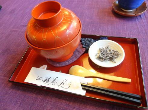 三瀧茶屋 ぜんざいの画像