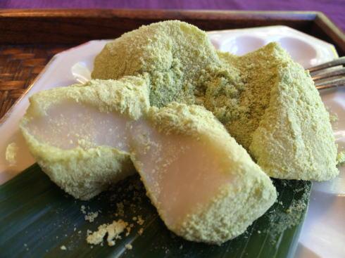 三瀧茶屋のわらび餅 画像2