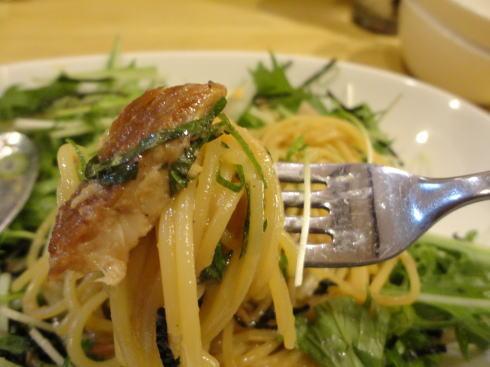洋食だいにんぐ なかむら ペペロンチーノ2