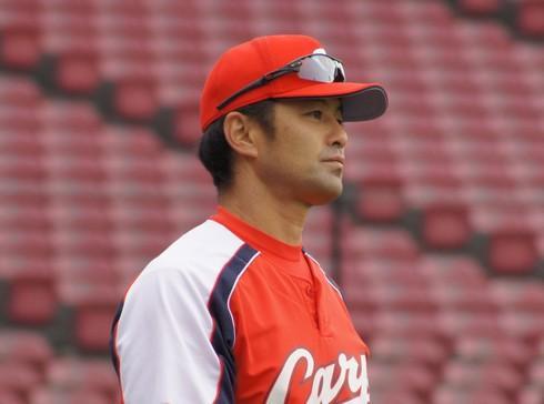 緒方孝市、カープ次期監督就任へ コーチから昇格