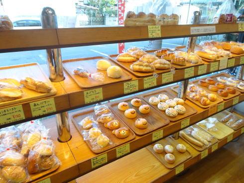 三次のパン屋さん カドー(CADEAU) パンの写真