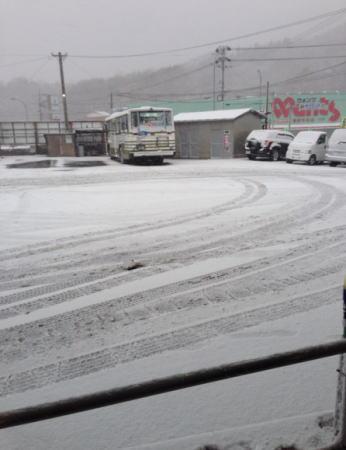 12月17日の大雪 熊野町
