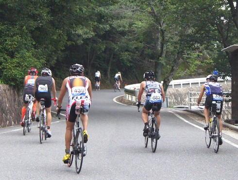 廿日市で鉄人レース、リオ五輪選考会(アジア選手権)