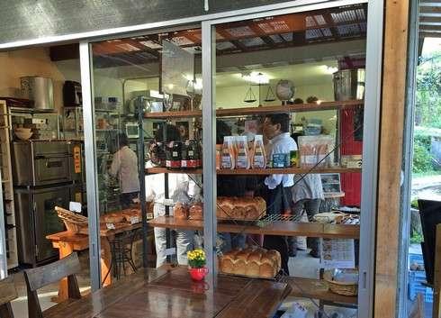 広島市 山のパン屋さん
