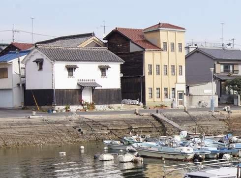 流星ワゴンロケ地、福山・鞆の浦の風景