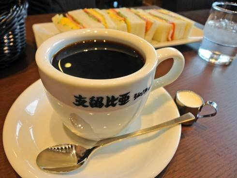 シルビアコーヒー ブレンドコーヒー