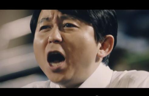 有吉弘行、CMでカープ風の野球チームに愛ある野次