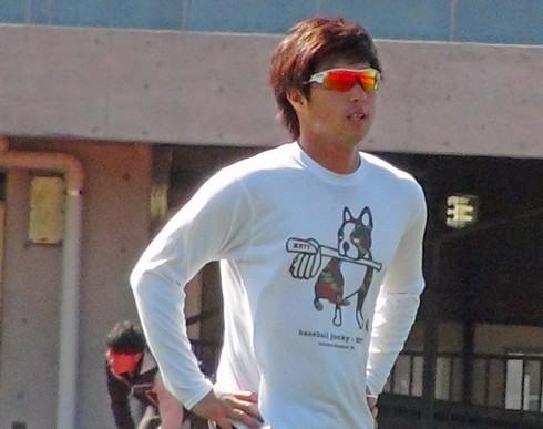 ベースボールジャンキー、カープコラボTシャツを一岡、野村、大瀬良が