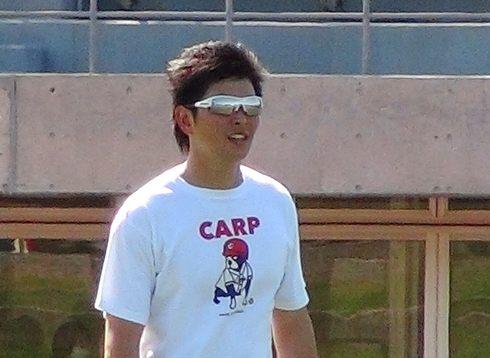 大瀬良・野村・一岡選手など、カープ選手愛用のTシャツが可愛い
