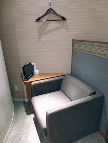広島空港ビジネスラウンジ「もみじ」 室内の様子5
