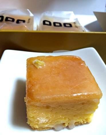 またきて四角、瀬戸田レモンケーキ