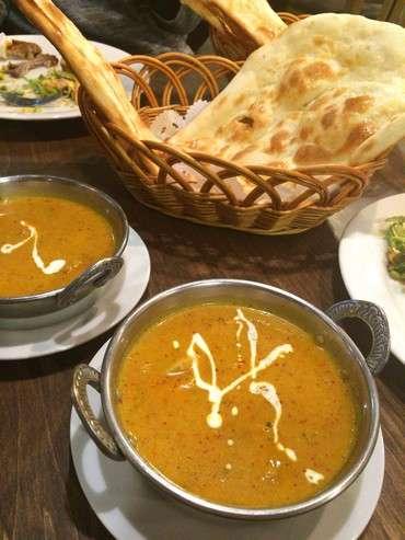 インド料理 スーリヤ